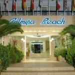 Γλυφάδα: Έσβησε η φωτιά στο ξενοδοχείο «Παλμύρα»