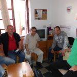 Συνάντηση του Προεδρείου της Ένωσης μας με το Περιφερειακό Σύμβουλο της παράταξης «Λαϊκή Συσπείρωση»