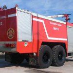 Παρουσίαση του πυροσβεστικού οχήματος Βάρη 2