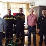 Λύση για την πυρκαγιά υλικών στην ΤERRΑ ζητούν οι Πυροσβέστες