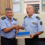 Επίσκεψη του Γ.Γ.Π.Π. & του Αρχηγού του Π.Σ. στην Κρήτη