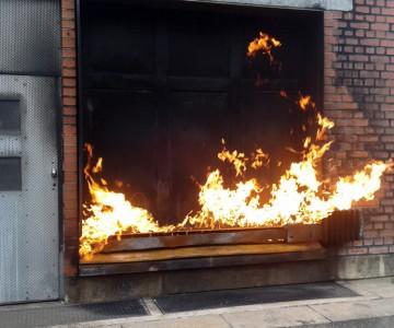 Επίσκεψη στην Πυροσβεστική ακαδημία του Bruchsal