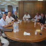 Σε πολύ καλό κλίμα έγινε η συνάντηση των Συνδέσμων Δήμων της Αττικής με τον Υπουργό Εργασίας κ. Πάνο Σκουρλέτη