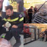 Σύρος - Δελφίνι: Επιτυχημένη επιχείρηση διάσωσης σκύλου από πηγάδι
