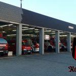 Επίσκεψη στον Εθελοντικό Πυροσβεστικό σταθμό του Ramstein