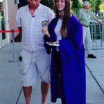 Πυροσβέστης πήγε στην αποφοίτηση κοριτσιού που είχε σώσει 17 χρόνια πριν!