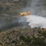 EU assists Greece in fighting forest fires