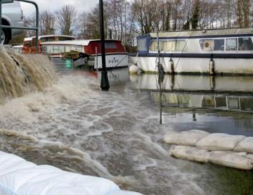 Floodsax®  από την AWG... ένα όπλο κατά της πλημμύρας
