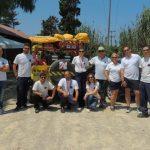 Γέφυρα συνεργασίας μεταξύ της Ελληνικής Ομάδας Διάσωσης και της Νορβηγικής Οργάνωσης RS - Norwegian Society for Sea Rescue