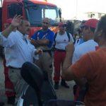Οι Εθελοντές Σαμαρείτες από την πρώτη στιγμή κοντά στους πρόσφυγες