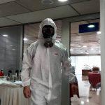 Πρώτες Βοήθειες και απολύμανση σε ΡαδιοΒιοΧημικό περιστατικό