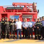 Επίσκεψη του Αναπληρωτή Υπουργού Προστασίας του Πολίτη, κ. Γιάννη Πανούση σε Ύδρα, Πόρο και Τροιζήνα