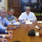 Συνάντηση με τους βουλευτές του Τομέα Δημόσιας Τάξης της Νέας Δημοκρατίας