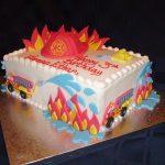 Οι 10 καλύτερες τούρτες γενεθλίων για πυροσβέστες