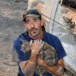 """Ruthie Rosmary: η γατούλα που """"νίκησε"""" μία τεράστια πυρκαγιά"""
