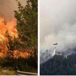 Πυρκαγιά Ισπανία: Η Πορτογαλία στέλνει ενισχύσεις στην Εστρεμαδούρα