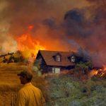 Άνευ προηγουμένου η φωτιά στην Καλιφόρνια