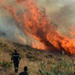 Υψηλός ο κίνδυνος για πυρκαγιά την Τρίτη- Ποιες περιφέρειες πρέπει να είναι σε ετοιμότητα