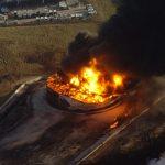 Πυρκαγιές σε δεξαμενές καυσίμων πλωτής & σταθερής (κωνικής) οροφής