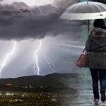 Σημαντική μεταβολή του καιρού με ισχυρές βροχές και καταιγίδες