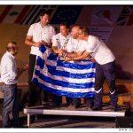 Δύο Αγρινιώτες διακρίθηκαν σε διεθνή διαγωνισμό Πληρωµάτων Ασθενοφόρων
