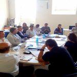 Συνάντηση για την πολιτική προστασία στο Λέτσε της Ιταλίας