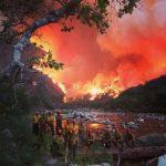 Πάνω από 1 στους 3 πυροσβέστες στις φωτιές της Καλιφόρνια είναι κρατούμενος φυλακής