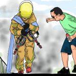 Ερώτηση και Απάντηση για τους Εθελοντές Πυροσβέστες