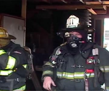 Οι πυροσβέστες με την δύναμη της τεχνολογίας βλέπουν μέσα στο καπνό!