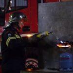 Φωτιά - φωτιά στη 80η ΔΕΘ