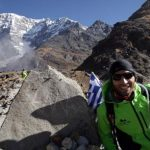 Ο Πυροσβέστης που τρέχει τον Γύρο των Γιγάντων! Τρέχει ασταμάτητα 330 χλμ επί 6 ημέρες στις Άλπεις