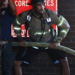 Οι Σακραμέντο Κινγκς, εκπαιδεύονται για πυροσβέστες