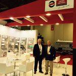 Συμμετοχή της Olympia Electronics A.E. στην ISAF, Fire & Rescue Exhibition 2015