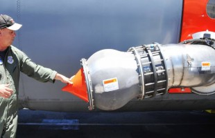 """Τα αμερικανικά C-130 Hercules με το σύστημα MAFFS """"βομβαρδίζουν"""" τις πυρκαγιές"""