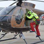 Hellenic Rotors, υπηρεσίες αεροδιάσωσης