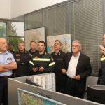 Επίσκεψη του Αναπληρωτή Υπουργού Προστασίας του Πολίτη