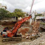 Με αφορμή την κατάρρευση της τριώροφης οικοδομής στο Καματερό στις πρόσφατες πλημμύρες 22-10-2015….