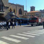 Μεταστέγαση σταθμού πυροσβεστικής υπηρεσίας εκτός κέντρου πόλεως Ρόδου
