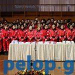 300 νέοι εθελοντές εντάχθηκαν στις τάξεις του Ερυθρού Σταυρού