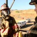 Μαθητές τεχνικής σχολής στο Κολοράντο εκπαιδεύτηκαν ως πυροσβέστες