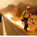Η πυροσβεστική τακτική του αντεμπρησμού