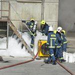 Κατασβέστηκε πλήρως η πυρκαγιά στο ΣΟΠΑΖ