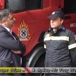 Έχουμε θέμα ...& δράση με τους πυροσβέστες