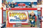 Νέα ιστοσελίδα για την Πυροσβεστική στην Playmobil