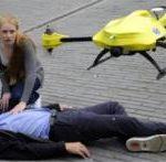 Πώς το ασθενοφόρο drone μπορεί να σώσει ζωές