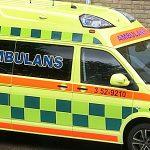 Ασθενοφόρα στη Σουηδία στέλνουν στο νοσοκομείο ζωτικά στοιχεία σώζοντας ζωές