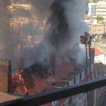 Μεγάλη φωτιά σε φοιτητική εστία στο Μπρίστολ