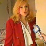 Η Αλίκη κόντεψε να καεί στο σπίτι της το 1995