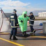 Άσκηση περιορισμένης κλίμακας στο Διεθνή Αερολιμένα Αθηνών