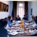 Σύσκεψη για την πυρασφάλεια στη Βιομηχανική Περιοχή της Πάτρας